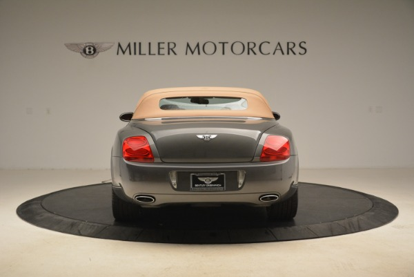 Used 2008 Bentley Continental GT W12 for sale Sold at Bentley Greenwich in Greenwich CT 06830 18