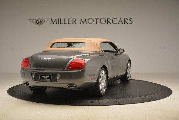Used 2008 Bentley Continental GT W12 for sale Sold at Bentley Greenwich in Greenwich CT 06830 19