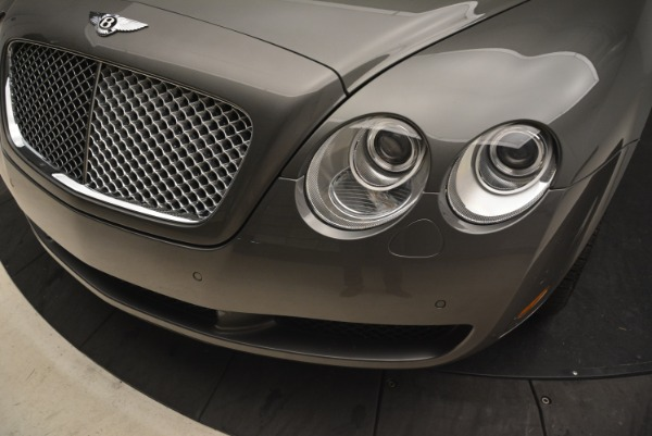 Used 2008 Bentley Continental GT W12 for sale Sold at Bentley Greenwich in Greenwich CT 06830 26