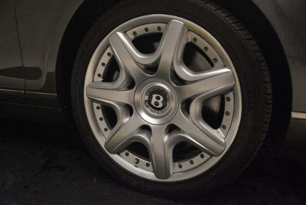 Used 2008 Bentley Continental GT W12 for sale Sold at Bentley Greenwich in Greenwich CT 06830 27