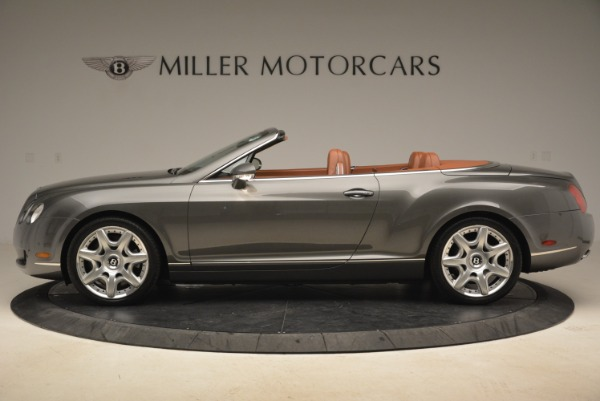 Used 2008 Bentley Continental GT W12 for sale Sold at Bentley Greenwich in Greenwich CT 06830 3