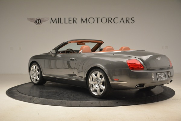 Used 2008 Bentley Continental GT W12 for sale Sold at Bentley Greenwich in Greenwich CT 06830 4