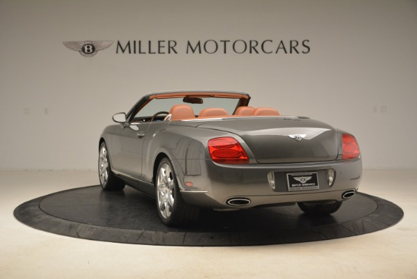 Used 2008 Bentley Continental GT W12 for sale Sold at Bentley Greenwich in Greenwich CT 06830 5
