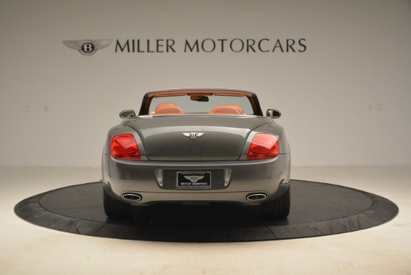 Used 2008 Bentley Continental GT W12 for sale Sold at Bentley Greenwich in Greenwich CT 06830 6