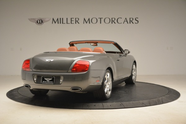 Used 2008 Bentley Continental GT W12 for sale Sold at Bentley Greenwich in Greenwich CT 06830 7