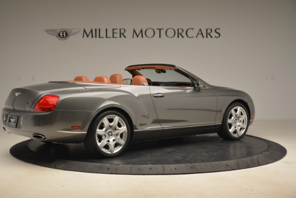 Used 2008 Bentley Continental GT W12 for sale Sold at Bentley Greenwich in Greenwich CT 06830 8
