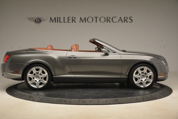 Used 2008 Bentley Continental GT W12 for sale Sold at Bentley Greenwich in Greenwich CT 06830 9