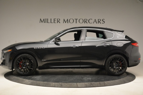 New 2018 Maserati Levante S Q4 GranSport for sale Sold at Bentley Greenwich in Greenwich CT 06830 3