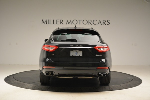 New 2018 Maserati Levante S Q4 GranSport for sale Sold at Bentley Greenwich in Greenwich CT 06830 6