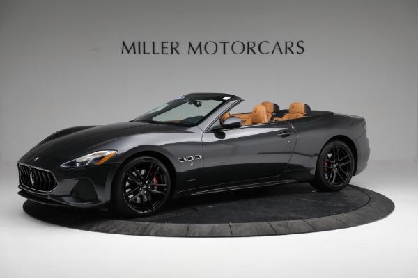 New 2018 Maserati GranTurismo Sport Convertible for sale Sold at Bentley Greenwich in Greenwich CT 06830 3