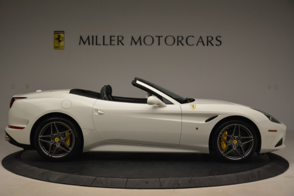 Used 2015 Ferrari California T for sale Sold at Bentley Greenwich in Greenwich CT 06830 9
