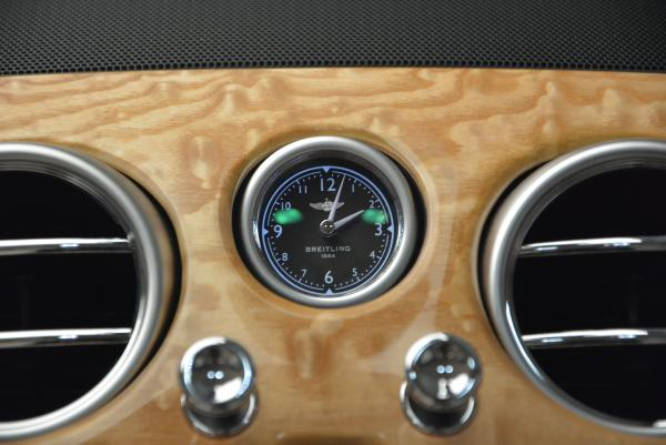 Used 2016 Bentley Continental GT V8 S for sale Sold at Bentley Greenwich in Greenwich CT 06830 27