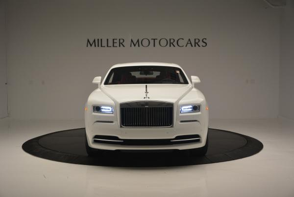 New 2016 Rolls-Royce Wraith for sale Sold at Bentley Greenwich in Greenwich CT 06830 12