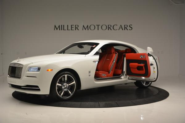 New 2016 Rolls-Royce Wraith for sale Sold at Bentley Greenwich in Greenwich CT 06830 14