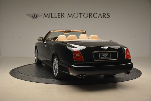 Used 2007 Bentley Azure for sale Sold at Bentley Greenwich in Greenwich CT 06830 5
