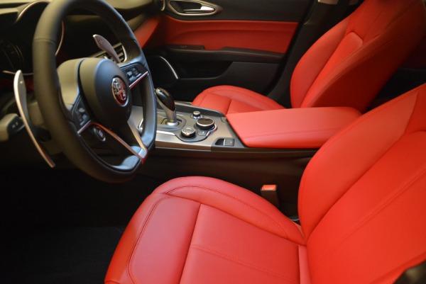 New 2018 Alfa Romeo Giulia Sport Q4 for sale Sold at Bentley Greenwich in Greenwich CT 06830 14