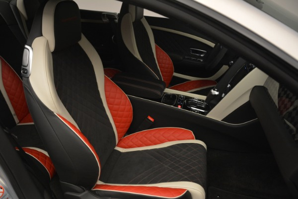 Used 2017 Bentley Continental GT Supersports for sale Sold at Bentley Greenwich in Greenwich CT 06830 28