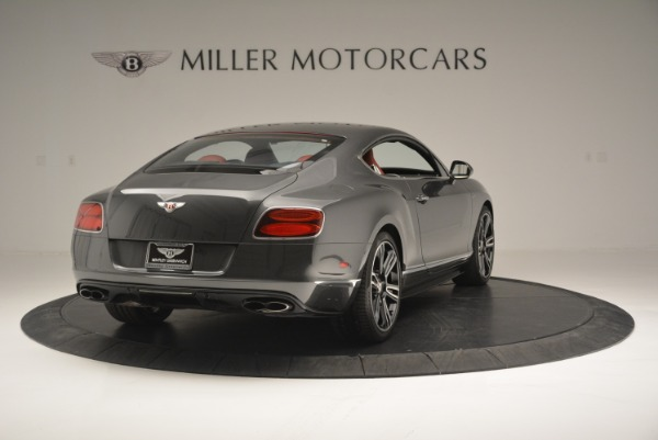 Used 2015 Bentley Continental GT V8 S for sale Sold at Bentley Greenwich in Greenwich CT 06830 7