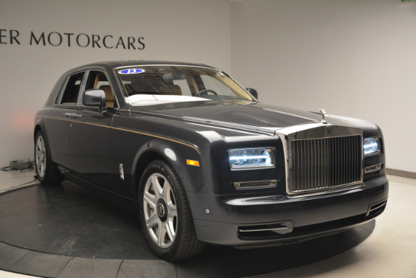 Used 2013 Rolls-Royce Phantom for sale Sold at Bentley Greenwich in Greenwich CT 06830 2