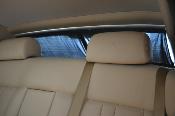 Used 2013 Rolls-Royce Phantom for sale Sold at Bentley Greenwich in Greenwich CT 06830 23