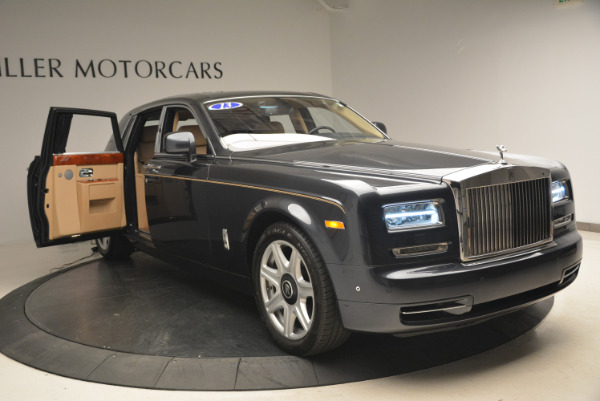 Used 2013 Rolls-Royce Phantom for sale Sold at Bentley Greenwich in Greenwich CT 06830 5