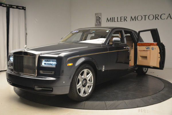 Used 2013 Rolls-Royce Phantom for sale Sold at Bentley Greenwich in Greenwich CT 06830 6
