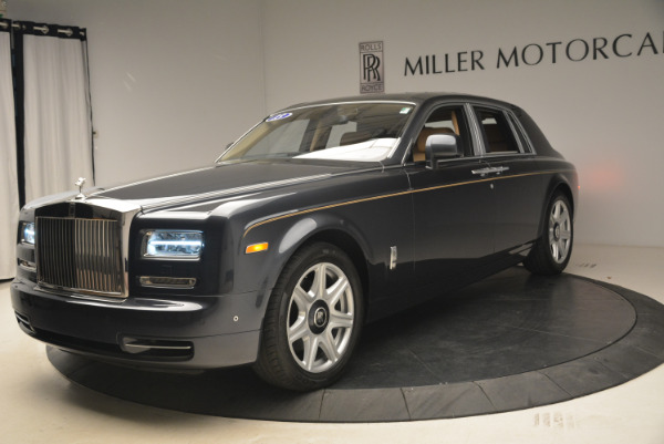 Used 2013 Rolls-Royce Phantom for sale Sold at Bentley Greenwich in Greenwich CT 06830 1