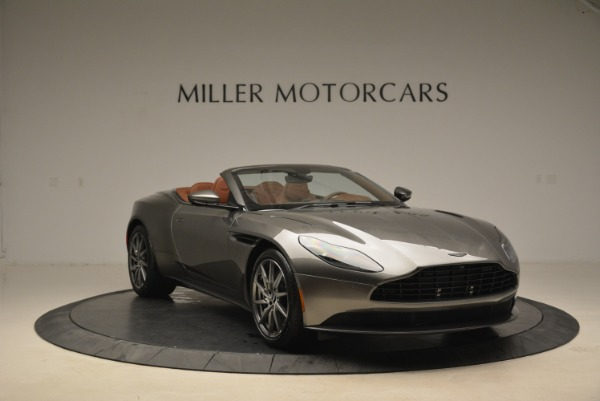 New 2019 Aston Martin DB11 Volante for sale Sold at Bentley Greenwich in Greenwich CT 06830 11
