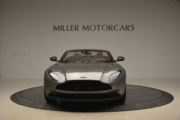 New 2019 Aston Martin DB11 Volante for sale Sold at Bentley Greenwich in Greenwich CT 06830 12