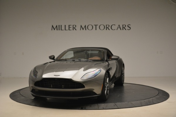 New 2019 Aston Martin DB11 Volante for sale Sold at Bentley Greenwich in Greenwich CT 06830 13