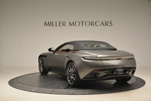 New 2019 Aston Martin DB11 Volante for sale Sold at Bentley Greenwich in Greenwich CT 06830 17