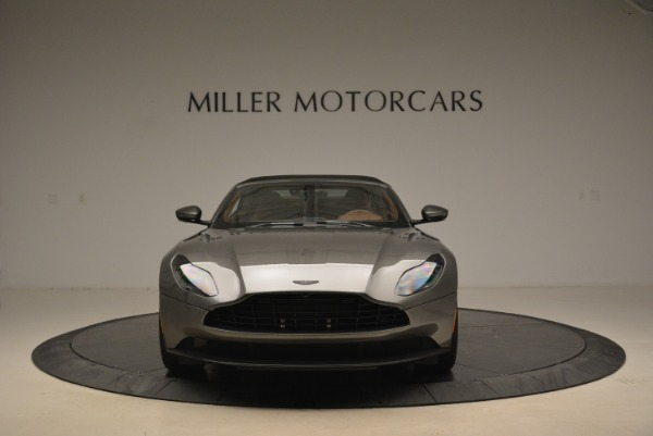New 2019 Aston Martin DB11 Volante for sale Sold at Bentley Greenwich in Greenwich CT 06830 24