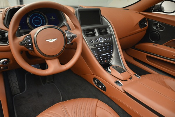 New 2019 Aston Martin DB11 Volante for sale Sold at Bentley Greenwich in Greenwich CT 06830 26