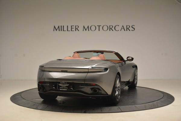 New 2019 Aston Martin DB11 Volante for sale Sold at Bentley Greenwich in Greenwich CT 06830 7