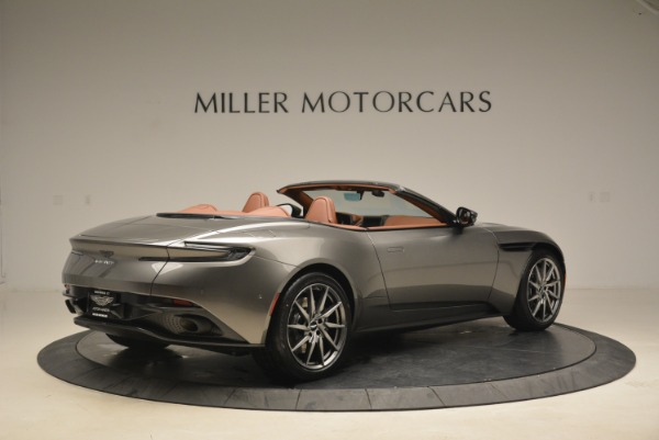 New 2019 Aston Martin DB11 Volante for sale Sold at Bentley Greenwich in Greenwich CT 06830 8