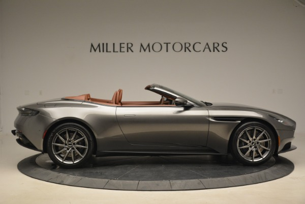 New 2019 Aston Martin DB11 Volante for sale Sold at Bentley Greenwich in Greenwich CT 06830 9