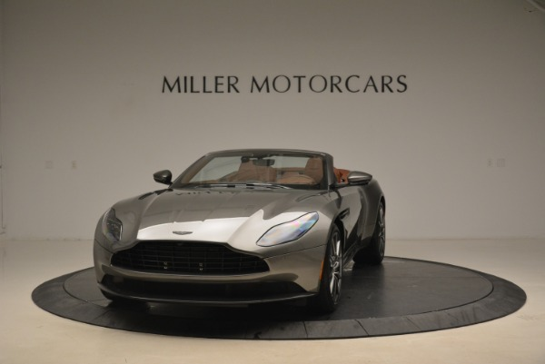 New 2019 Aston Martin DB11 Volante for sale Sold at Bentley Greenwich in Greenwich CT 06830 1