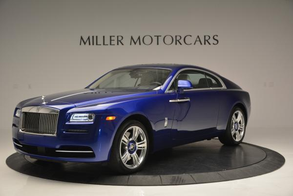 New 2016 Rolls-Royce Wraith for sale Sold at Bentley Greenwich in Greenwich CT 06830 2