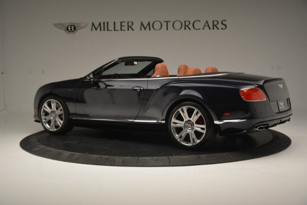 Used 2015 Bentley Continental GT V8 S for sale Sold at Bentley Greenwich in Greenwich CT 06830 4