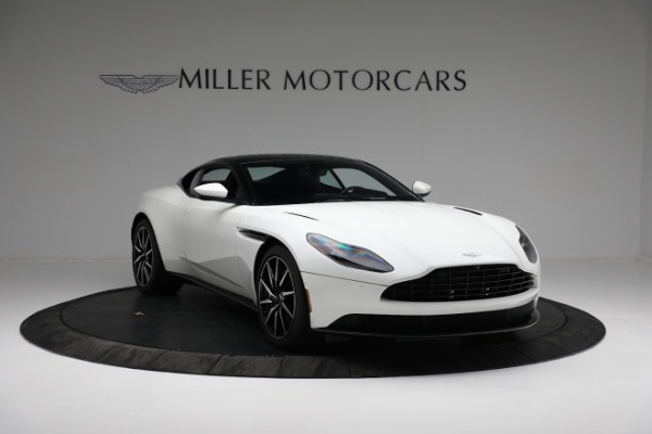 New 2018 Aston Martin DB11 V8 Coupe for sale Sold at Bentley Greenwich in Greenwich CT 06830 10