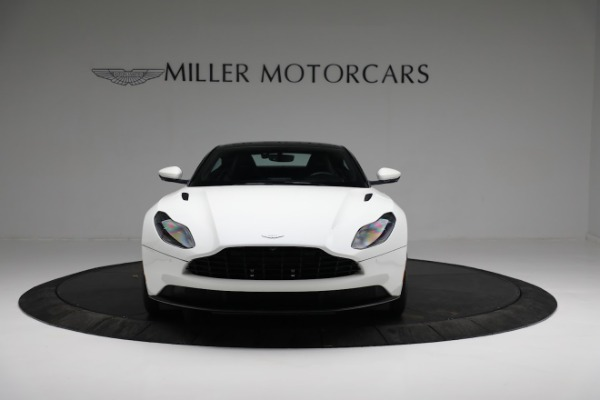 New 2018 Aston Martin DB11 V8 Coupe for sale Sold at Bentley Greenwich in Greenwich CT 06830 11