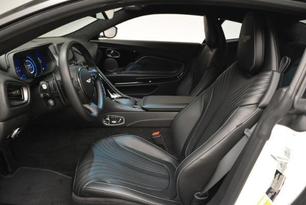 New 2018 Aston Martin DB11 V8 Coupe for sale Sold at Bentley Greenwich in Greenwich CT 06830 12