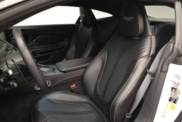 New 2018 Aston Martin DB11 V8 Coupe for sale Sold at Bentley Greenwich in Greenwich CT 06830 14