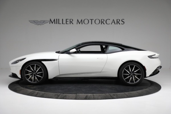 New 2018 Aston Martin DB11 V8 Coupe for sale Sold at Bentley Greenwich in Greenwich CT 06830 2