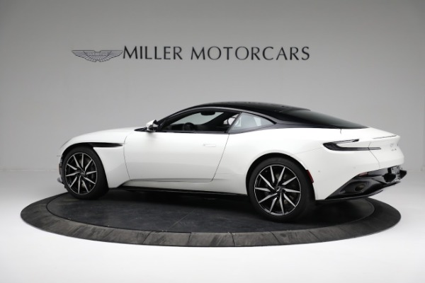 New 2018 Aston Martin DB11 V8 Coupe for sale Sold at Bentley Greenwich in Greenwich CT 06830 3