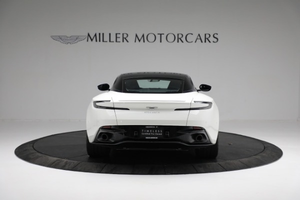 New 2018 Aston Martin DB11 V8 Coupe for sale Sold at Bentley Greenwich in Greenwich CT 06830 5