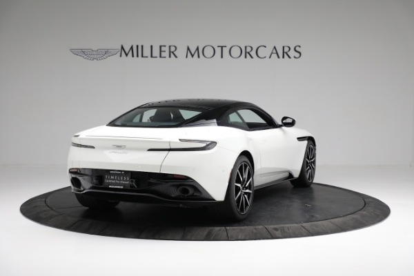 New 2018 Aston Martin DB11 V8 Coupe for sale Sold at Bentley Greenwich in Greenwich CT 06830 6