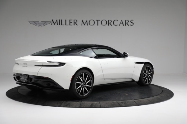 New 2018 Aston Martin DB11 V8 Coupe for sale Sold at Bentley Greenwich in Greenwich CT 06830 7