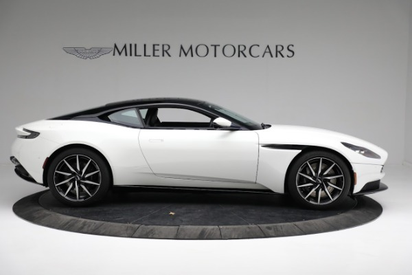 New 2018 Aston Martin DB11 V8 Coupe for sale Sold at Bentley Greenwich in Greenwich CT 06830 8
