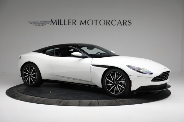 New 2018 Aston Martin DB11 V8 Coupe for sale Sold at Bentley Greenwich in Greenwich CT 06830 9